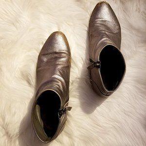 Marsèll SS05 Metallic Leather Boots